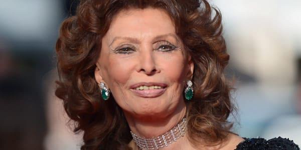 Софи Лорен 80 лет