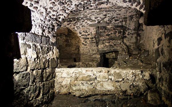 Термы Акилиана под собором святой Агаты в Катании