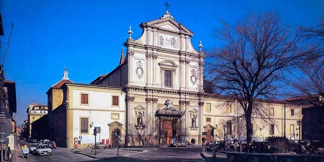 Церковь Святого Марка Флоренция