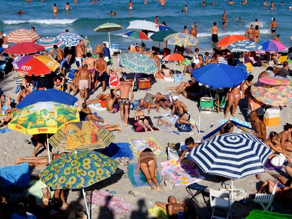 итальянский пляж
