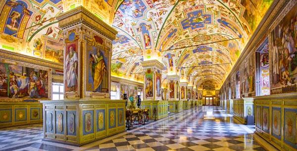 Ватиканская апостольская библиотека