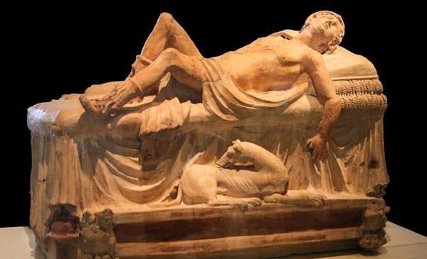 Григорианский Этрусский музей