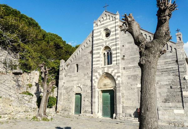 Собор святого Лаврентия в Портовенере