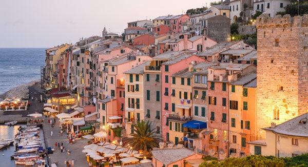 Портовенере Италия