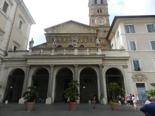 Санта-Мария-ин-Трастевере