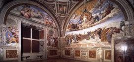 станца Рафаэля Ватикан