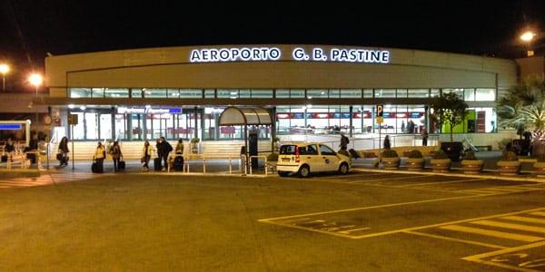 Аэропорт Чампино в Риме