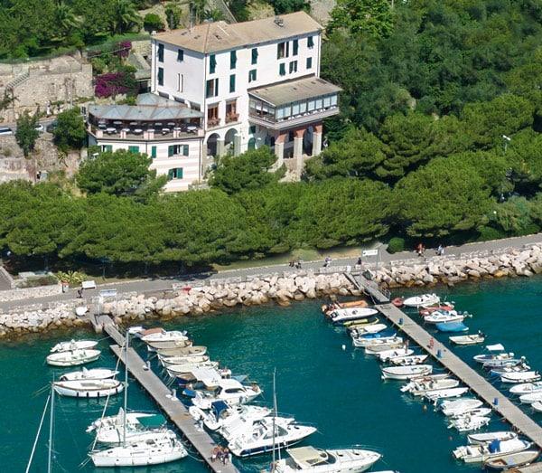 Отель Albergo Ristorante Paradiso в Портовенере