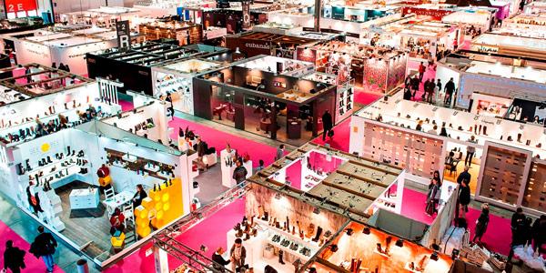 theMICAM  выставка обуви в Милане