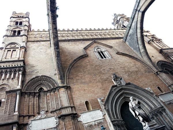 Кафедральный собор Палермо - готический стиль