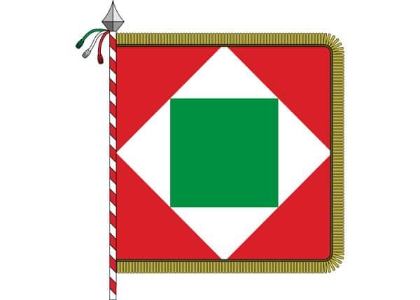 Флаг итальянкой республики 1802—1805 года