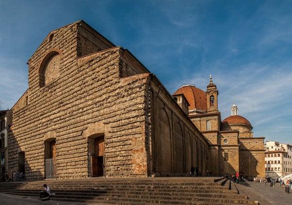 Флоренция - Базилика Сан-Лоренцо