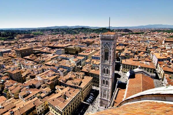 Флоренция - Кампания Джотто