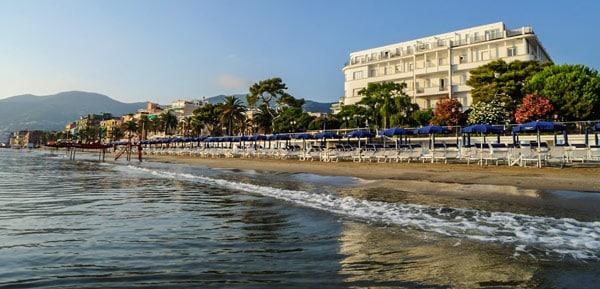 Grand Hotel Mediterranee Alassio