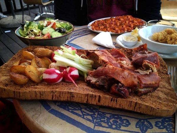 Кухня Сардинии - продукты
