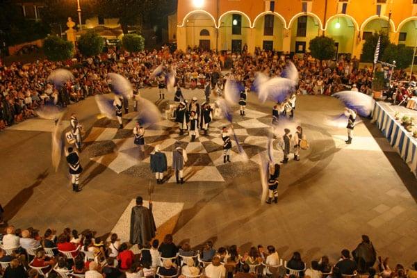 Фестиваль святого Иакова Леванто