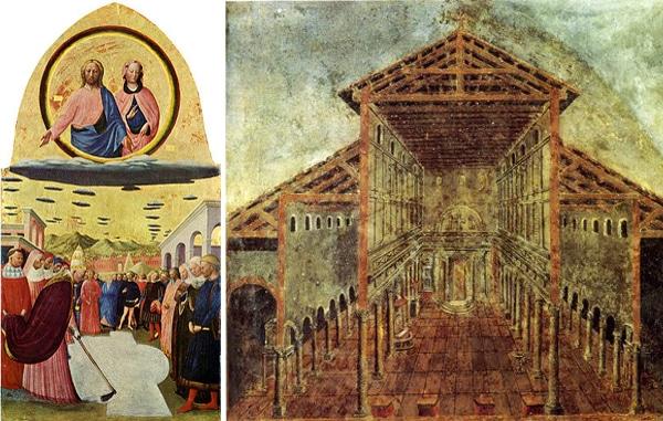 Основание Санта-Мария-Маджоре