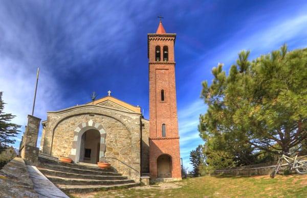 Церковь Мадонна делла Гуардиа