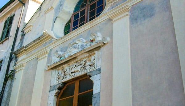 Церковь Санта-Мария-делла-Коста Леванто