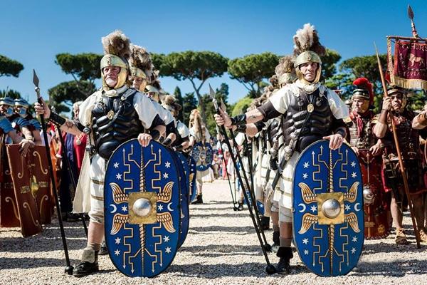 Достопримечательности Рима - Большой цирк