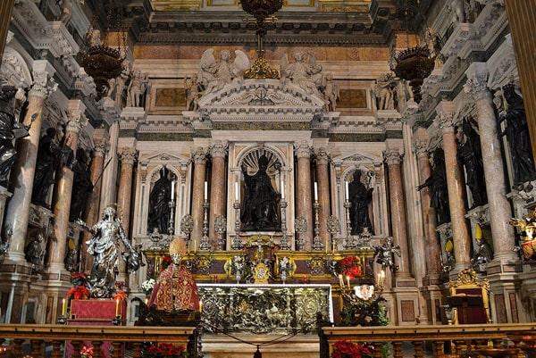 Собор святого Януария - Капелла святого Януария