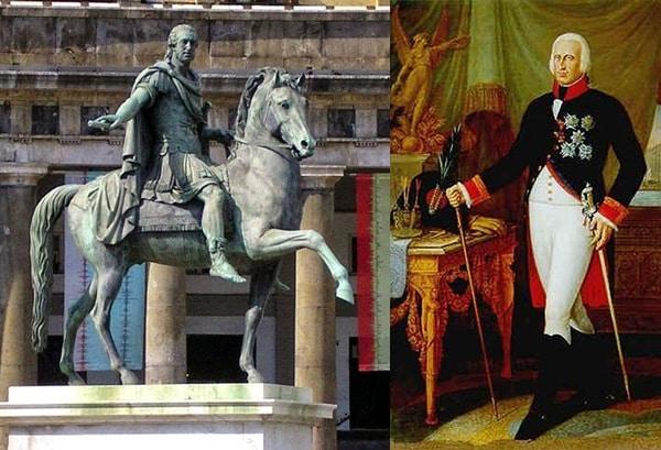 Король Фердинанд I Бурбон