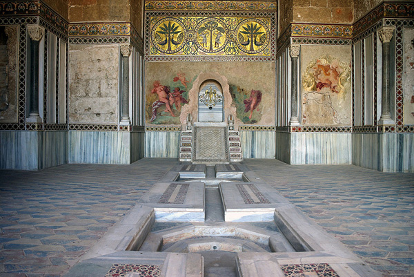 Музей исламской культуры Палермо - Замок Дзиза