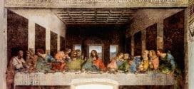 Тайна вечеря Леонардо да Винчи