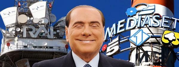 Mediaset медиа компания Берлускони