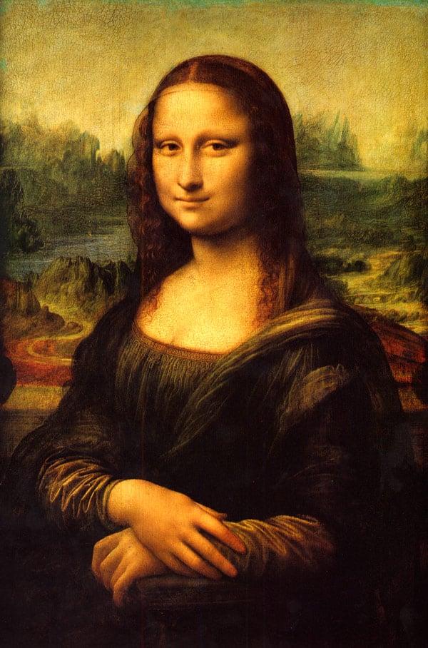 Mona Lisa Giocondo Джоконда картина Леонардо Мона Лиза