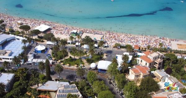 Палермо в мае - Пляж Монделло