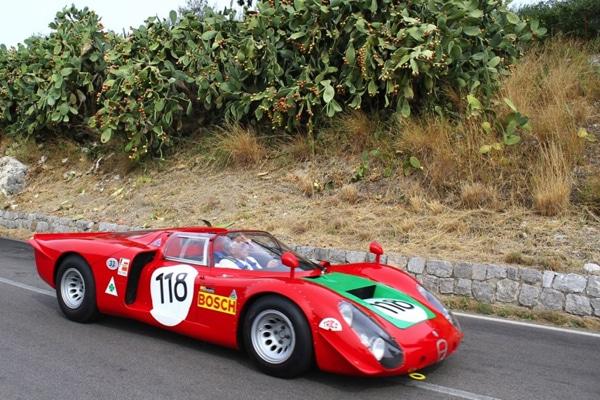 Палермо в Мае - автогонки Targa Florio