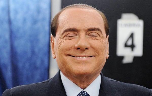 Премьер-министр Сильвио Берлускони
