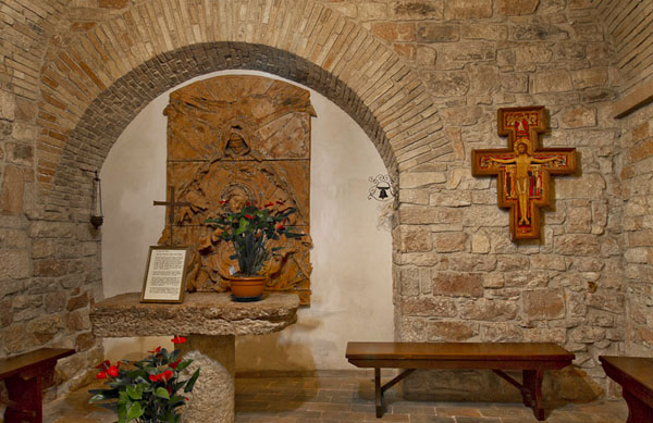 Ассизи - Новая церковь