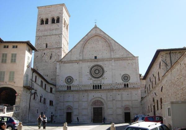 Ассизи - Кафедральный собор