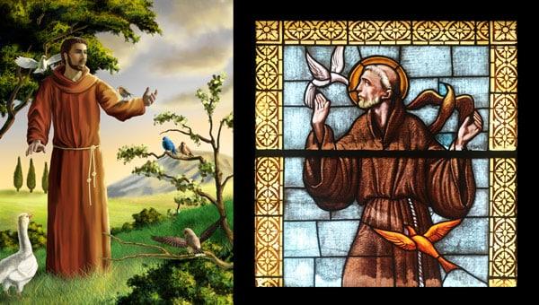 Святой Франциск из Ассизи