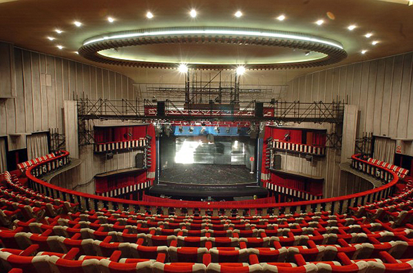 Театры Рима - Сикстинский Театр