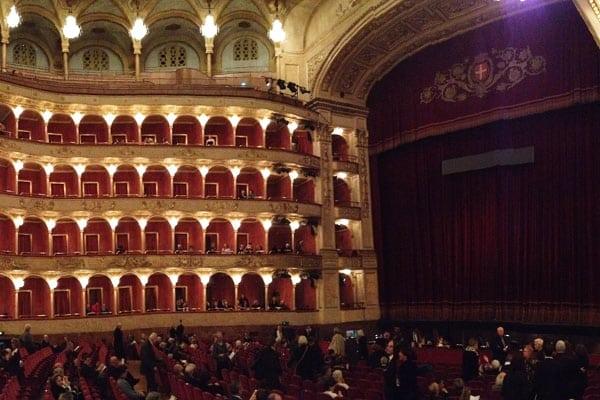 Театры Рима - Оперный театр