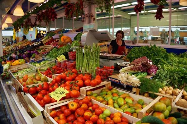 Рынки Рима - Mercato di Testaccio