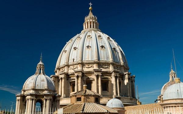 Купола собора Святого Петра