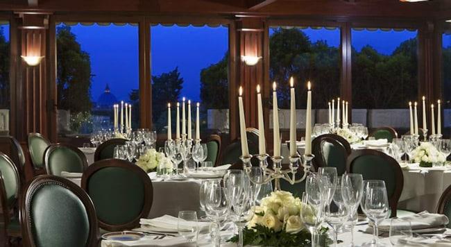 Отель 4 звезды в Риме Grand Hotel Gianicolo