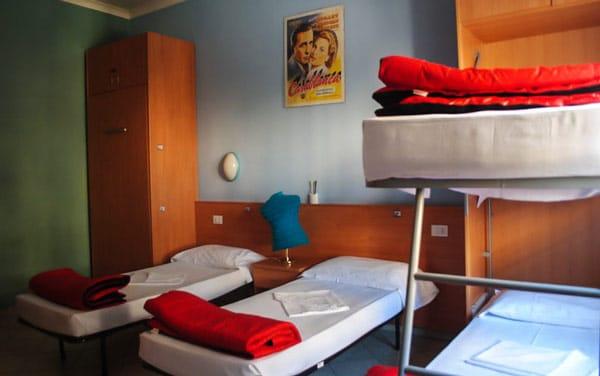 Ciak Hostel хостель в Риме с завтраком