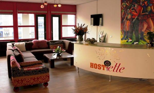 Hostella Female Only хостел в центре Рима только для девушек