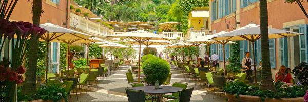 Hotel De Russie отель 5 звезд в Риме