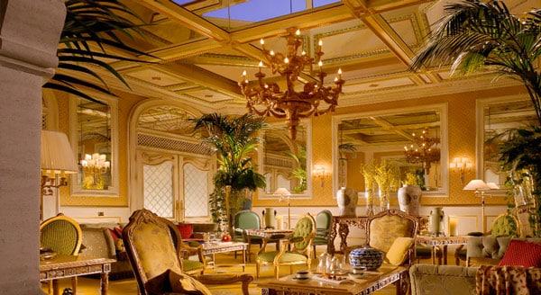 Hotel Splendide Royal отель в Риме 5 звезд
