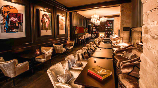 DOM Hotel Roma отель в центре Рима 5 звезд