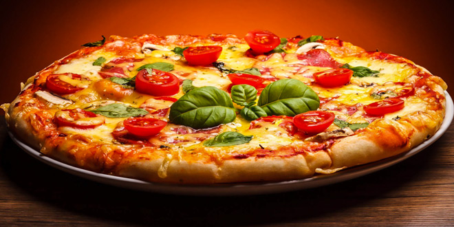 Лучшая пицца в Риме
