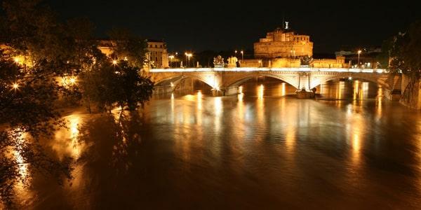 Река Тибр в Риме: география, история, название, мосты, интересные факты