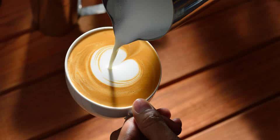 Итальянский кофе - капучино