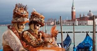 Маски и костюмы Венецианского Карнавала